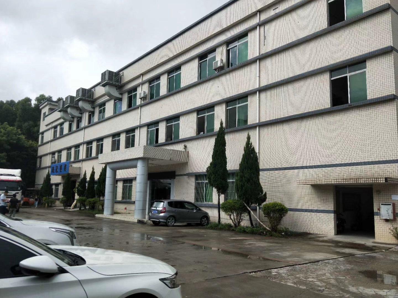 平湖花园式厂房1200平方米带装修厂房仓库出租