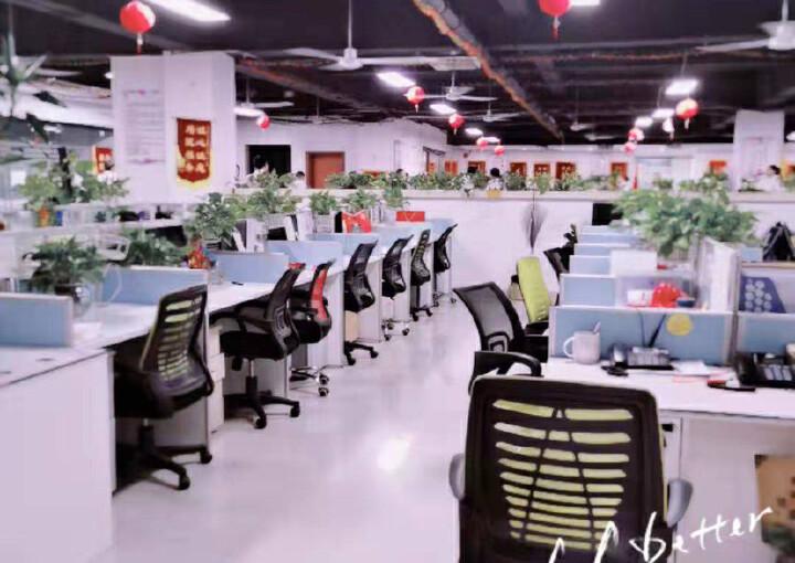 免佣出租,吉祥地铁口850平豪华装修办公室图片7