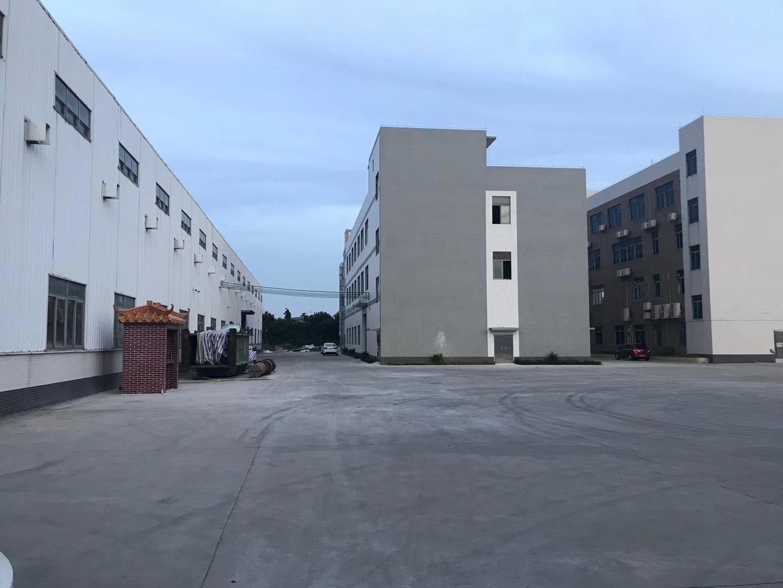 佛山南海原房东单一层厂房1-4万平米,滴水10米带消防喷淋出