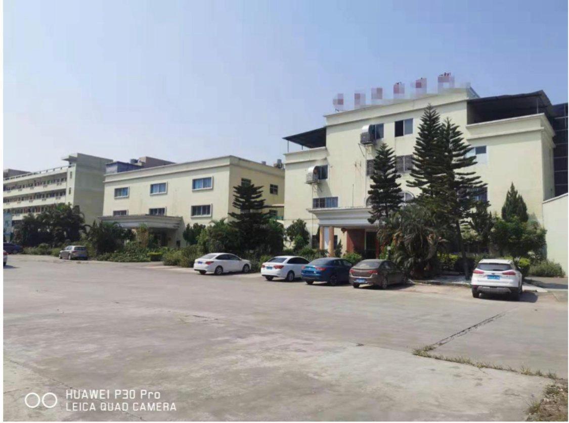 樟木头镇标准厂房34000平方出售占地面积:28492