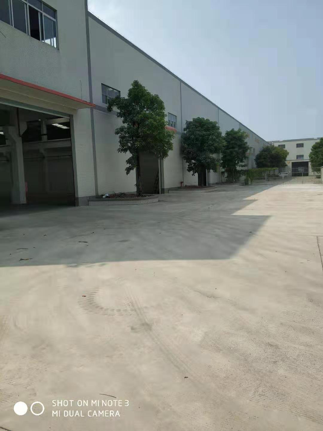 三水区乐平镇新出原房东独院单一层8000平米出租500可分租
