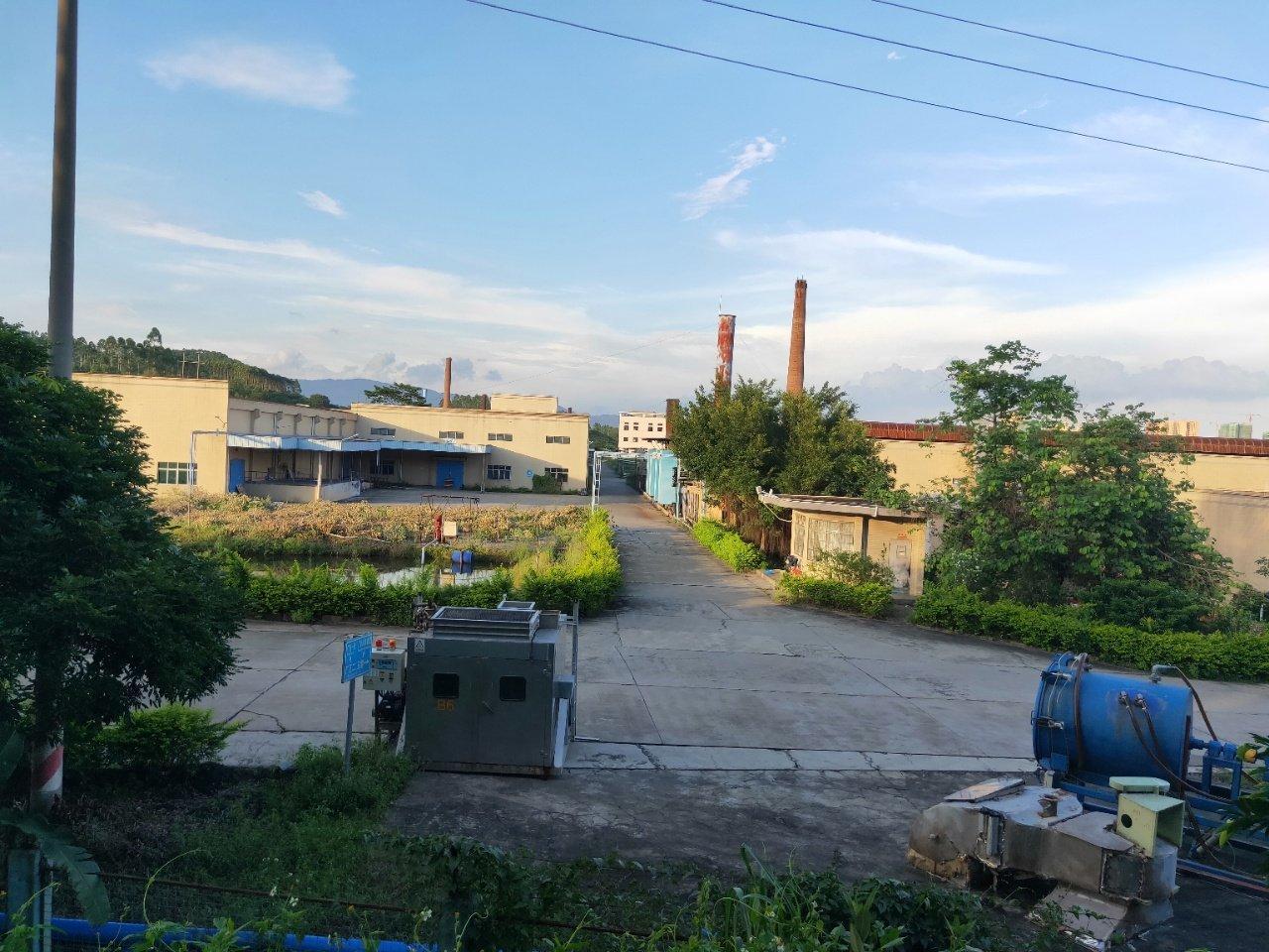 惠州原房东9米高钢构可做小污染行业3000平起分