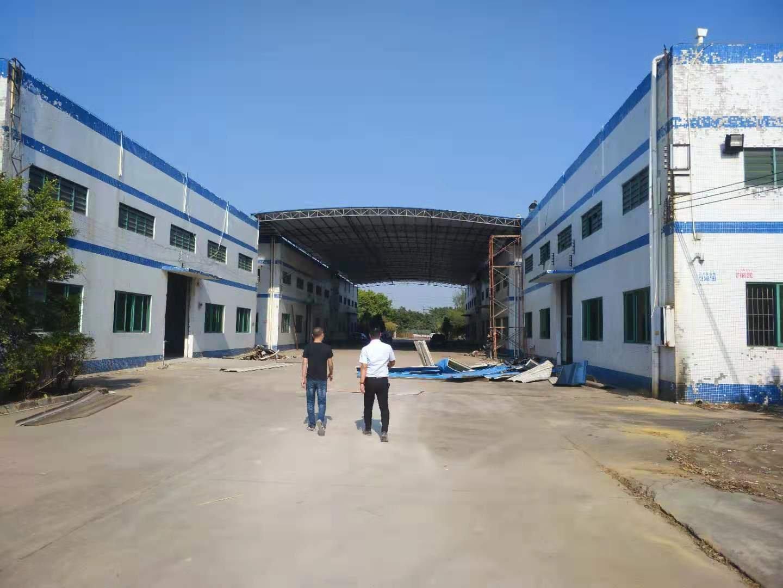 三水区河口工业园区原房东独院单一层26000平米出租可分租