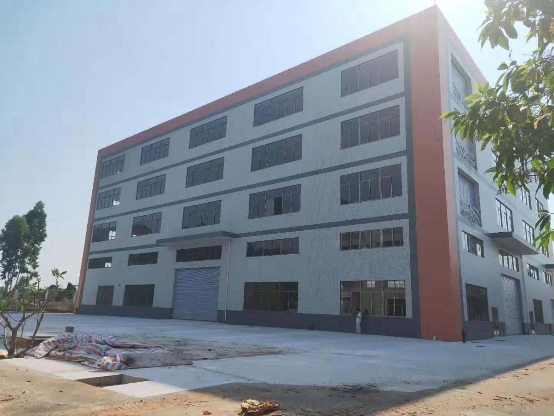 三水区白坭工业园区原房东独院标准厂房10000平米出租可分租