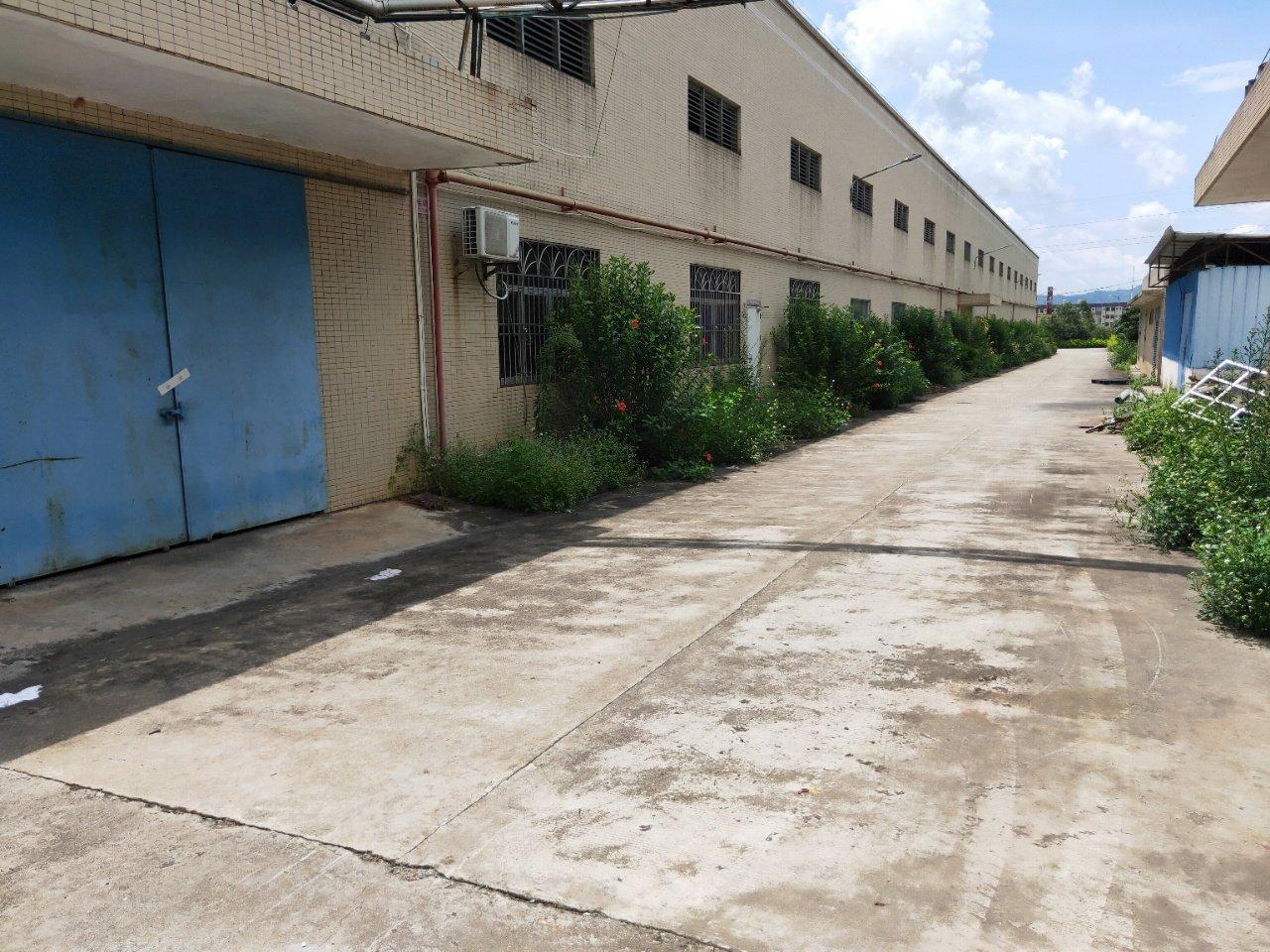博罗罗阳原房东工业园可做小污染行业,周边无居民电可过户