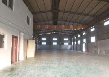 松岗广田路边上新出8米高带行车厂房原房东实际面积出租图片2