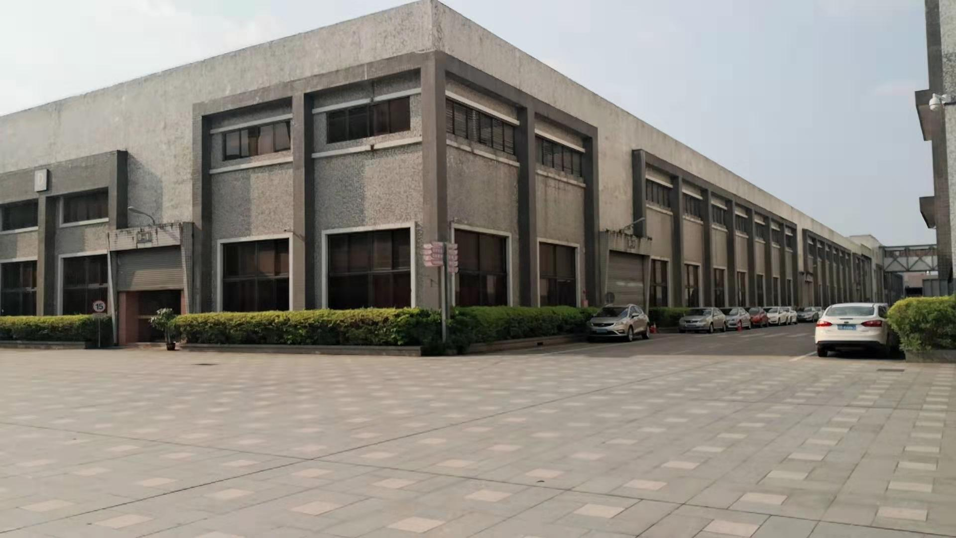 江门古井原房东带电镀牌照厂房28197m²国有双证厂房出售