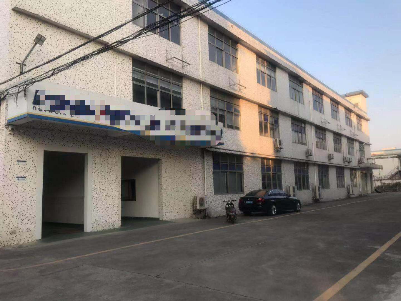 松岗大田洋东方大道,最新出独院厂房面积1-3层楼3600平方-图2