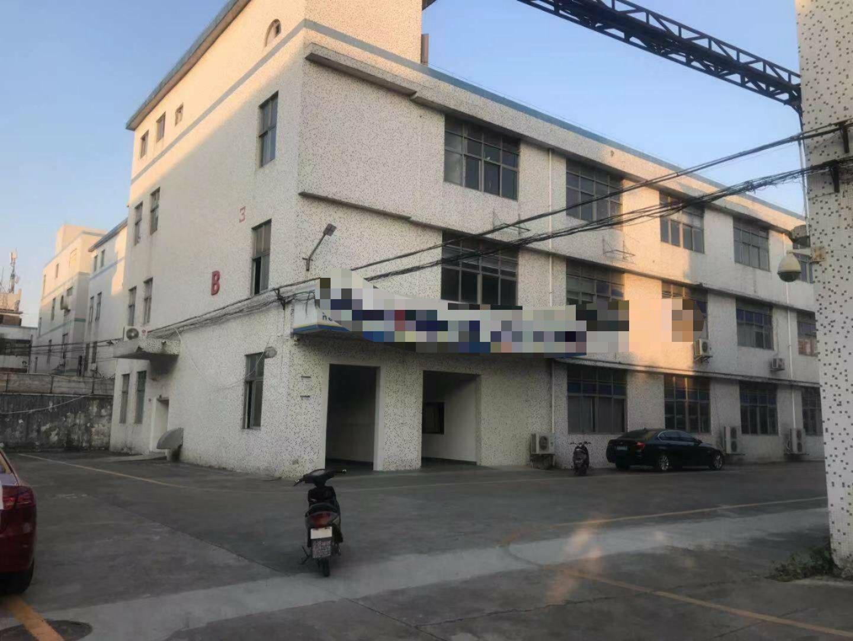 松岗大田洋东方大道,最新出独院厂房面积1-3层楼3600平方
