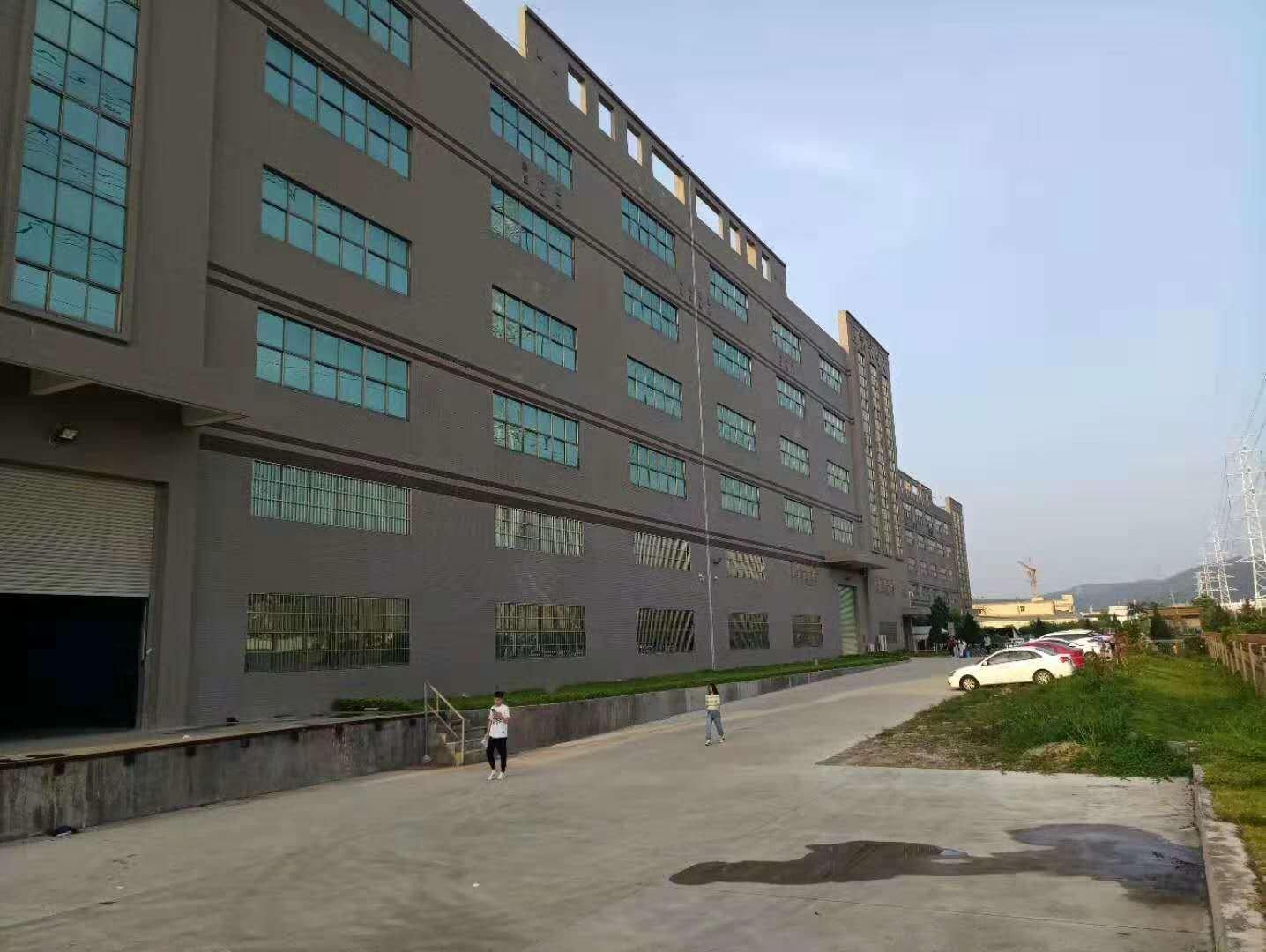 黄江镇7米高1楼标准重工业厂房1-4层2万平按需出租水电齐全