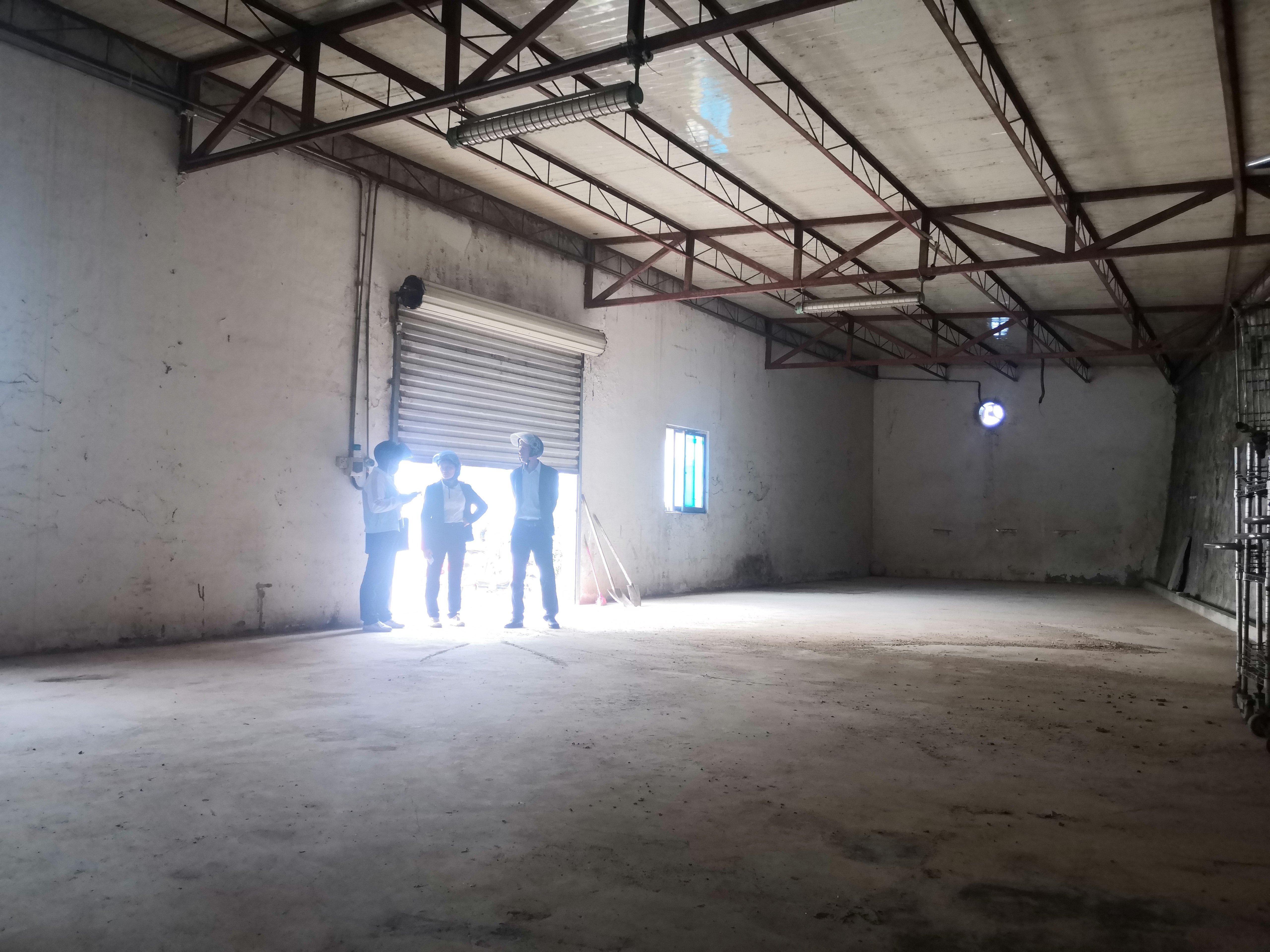 坪山新区大工业区嘉邻购物中心旁100平厂房仓库出租