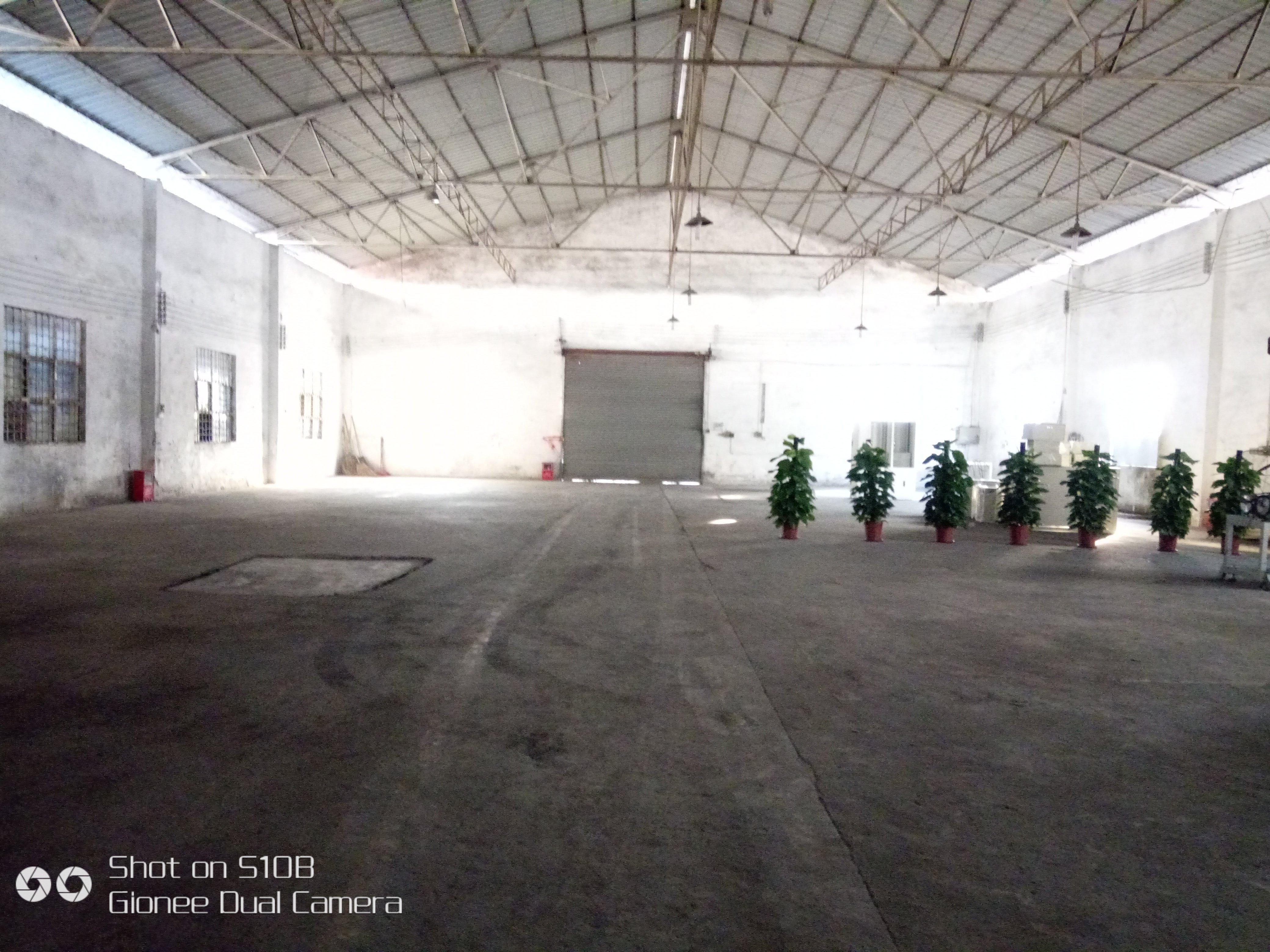 顺德区自用厂房仓库1000平米低价出租