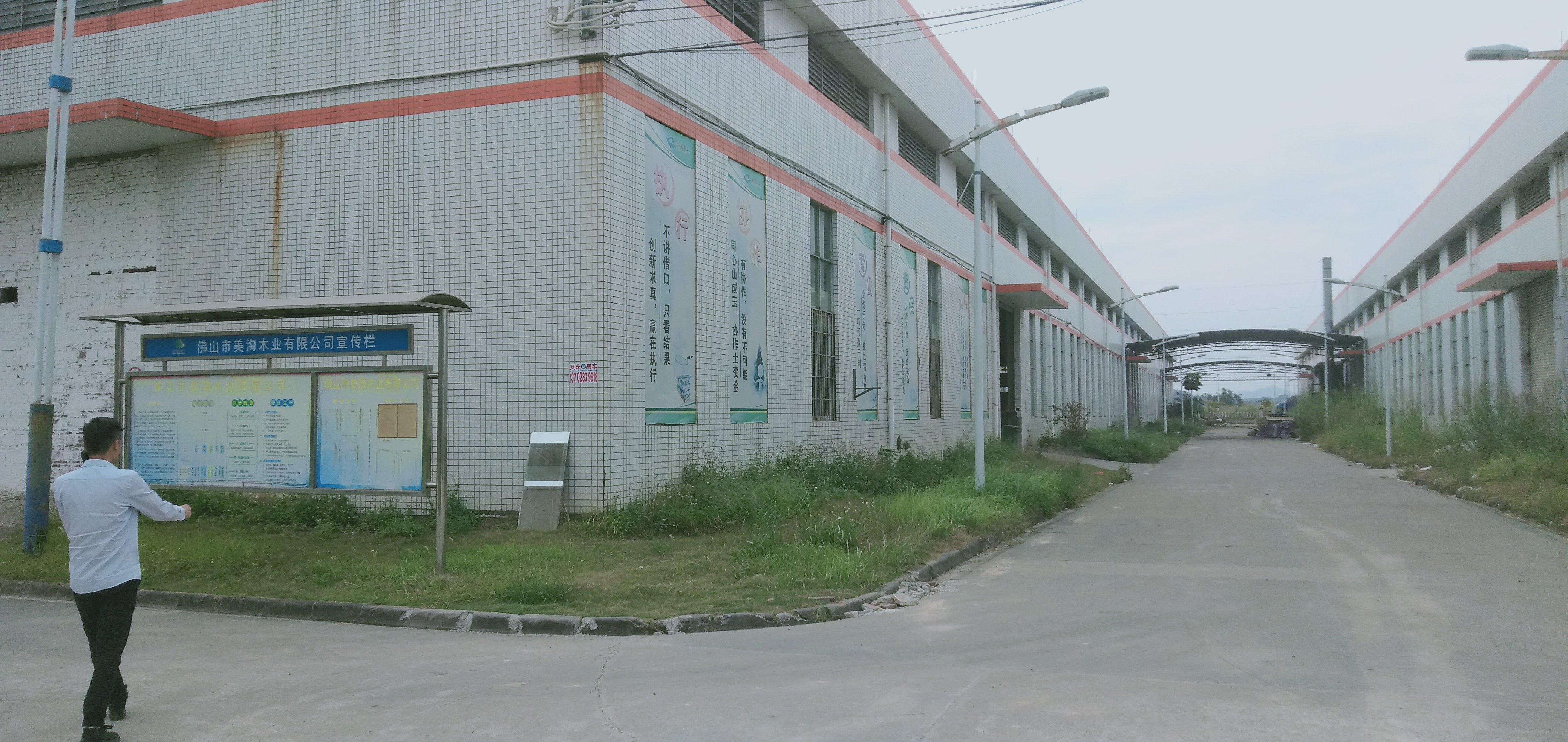 高明区荷城庆州工业区内新岀厂房仓库6000平方,可扮环评
