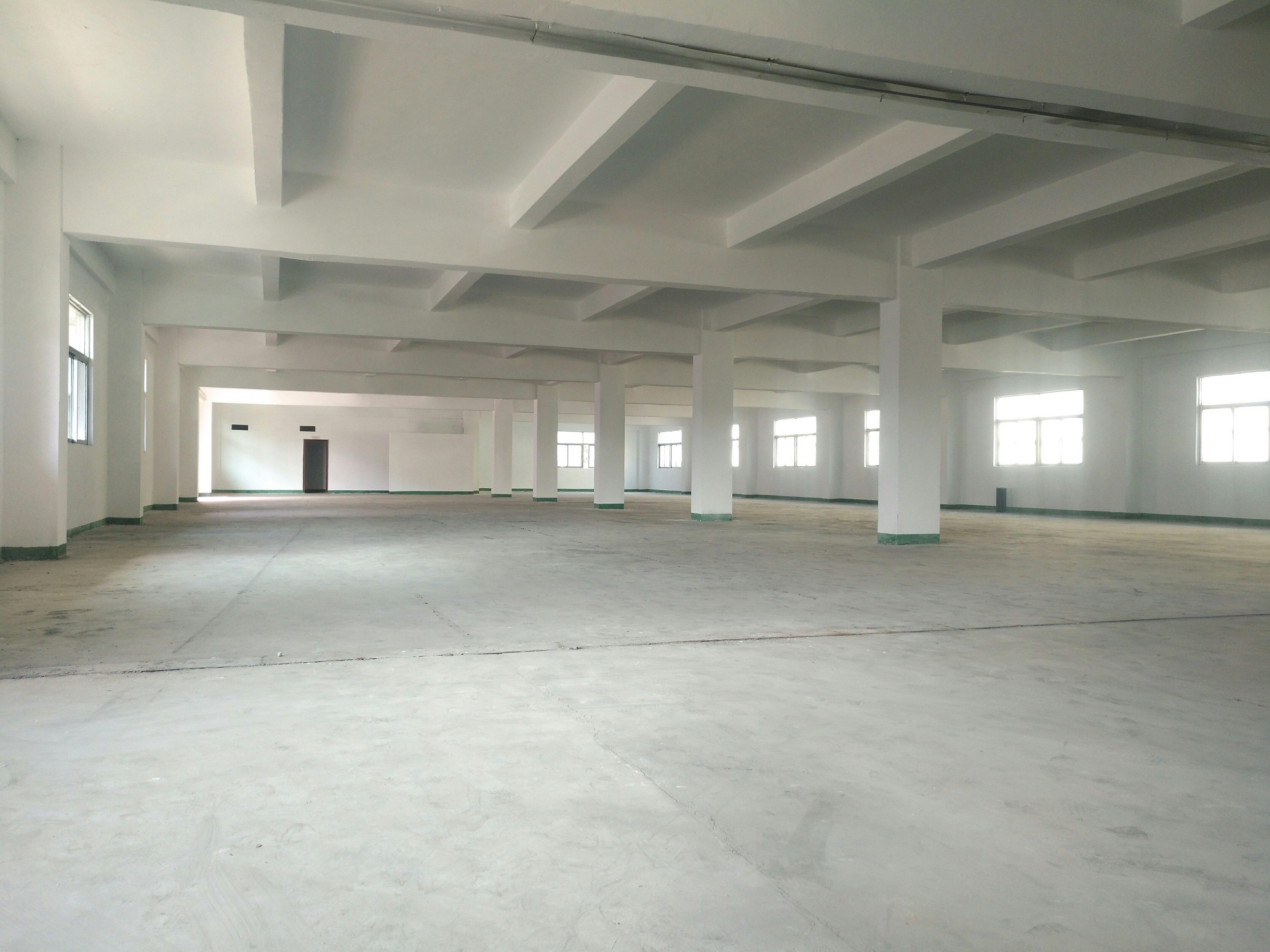 清溪镇全新标准厂房1至6层,每层4000平方分租-图3