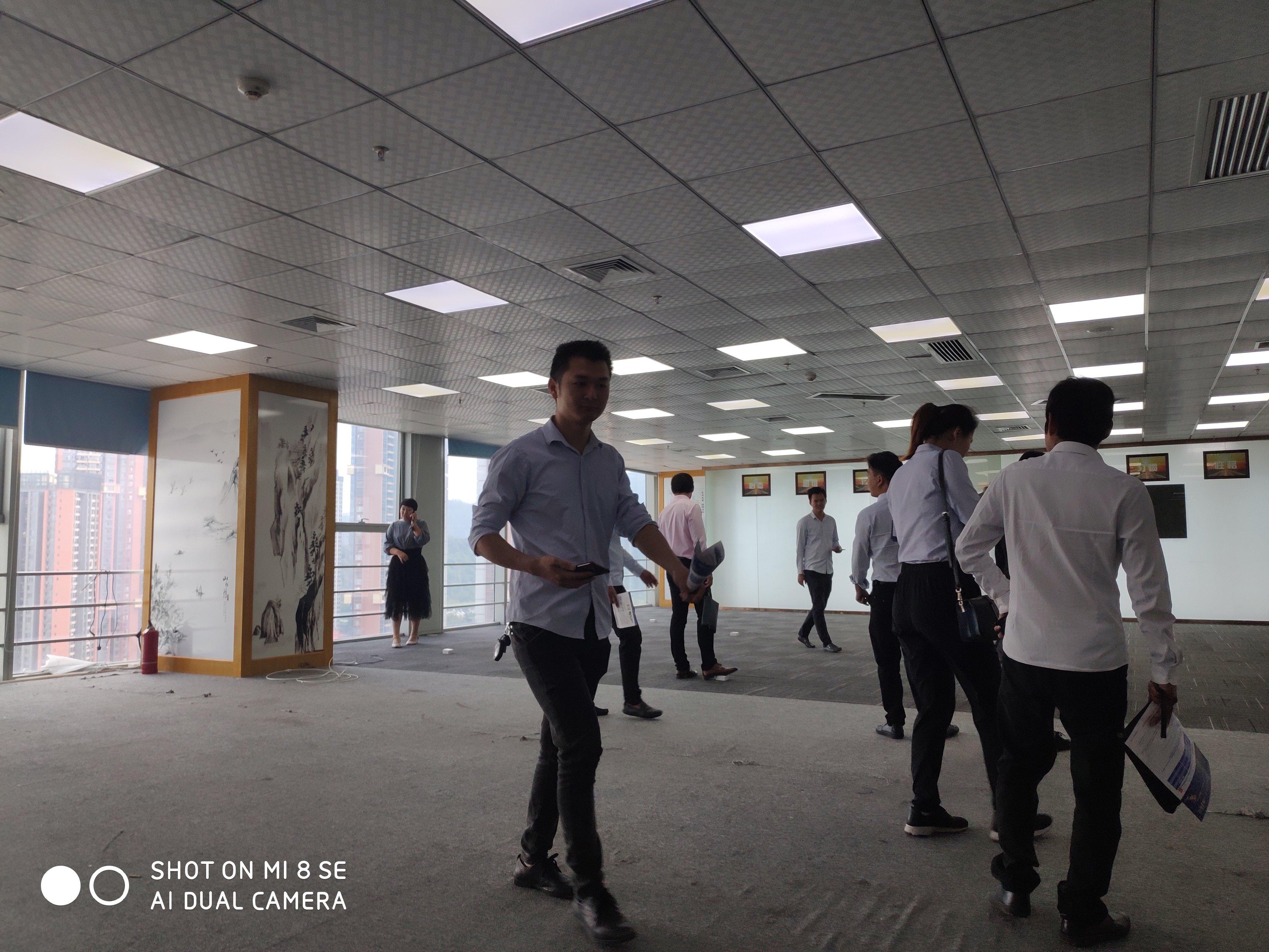 龙华民治民乐科技园附近办公室800平方招租-图2