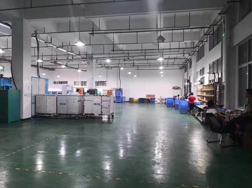 仲恺陈江标准厂房一楼1700平方带装修
