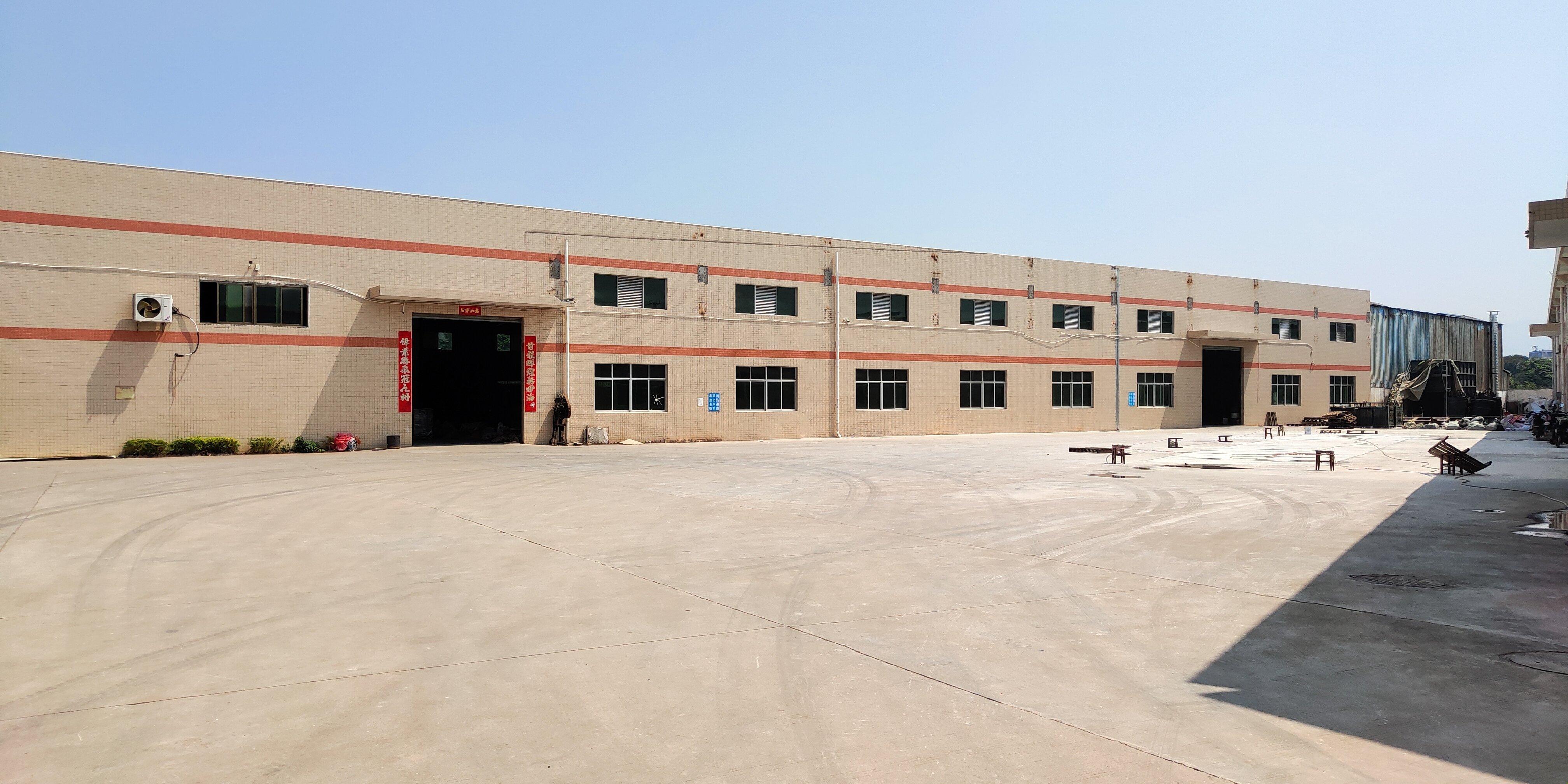 惠阳三和原房东单一层钢构厂房出租8500平方空地大交通好