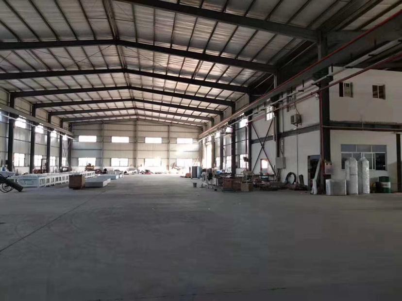 常平新出高速公路旁可做仓库单一层钢构厂房滴水8米
