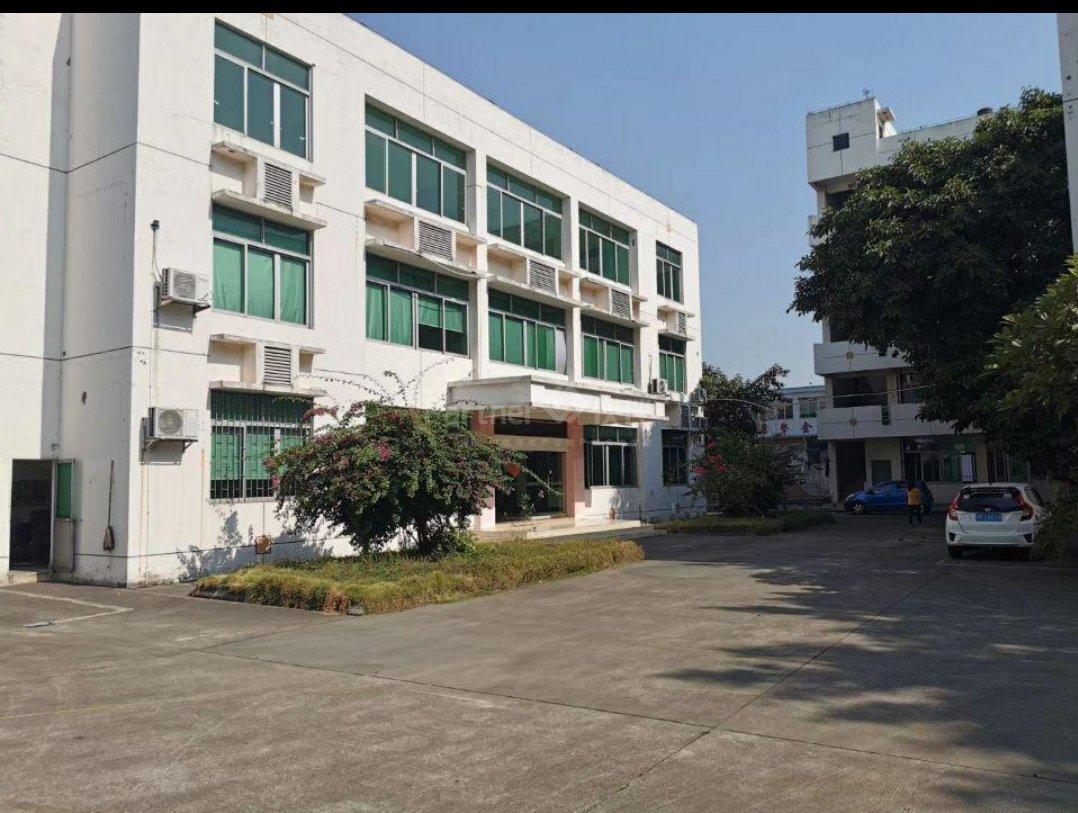 惠州市惠城区带有办公室宿舍标准厂房出租