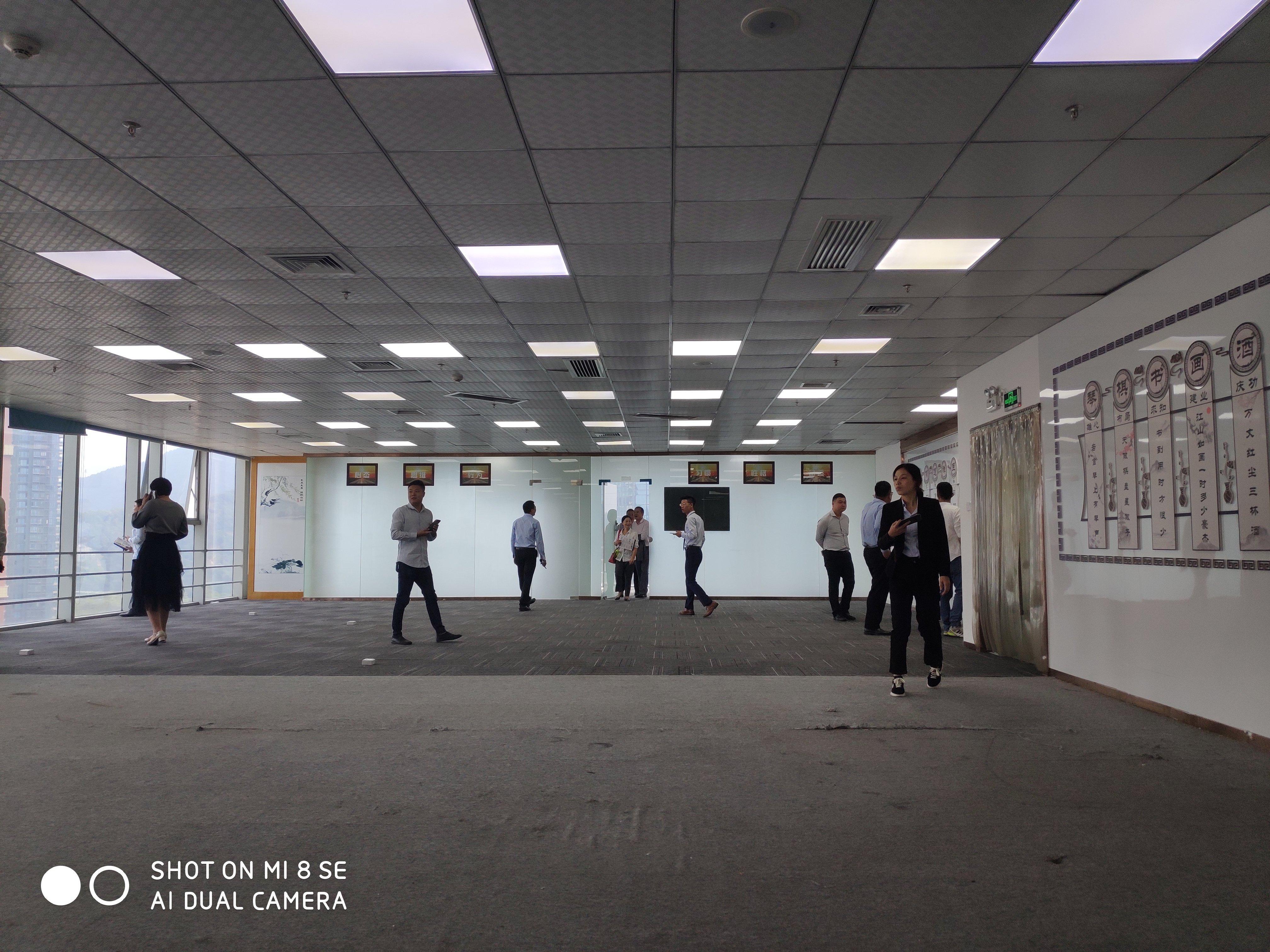 龙华民治民乐科技园附近办公室800平方招租-图3