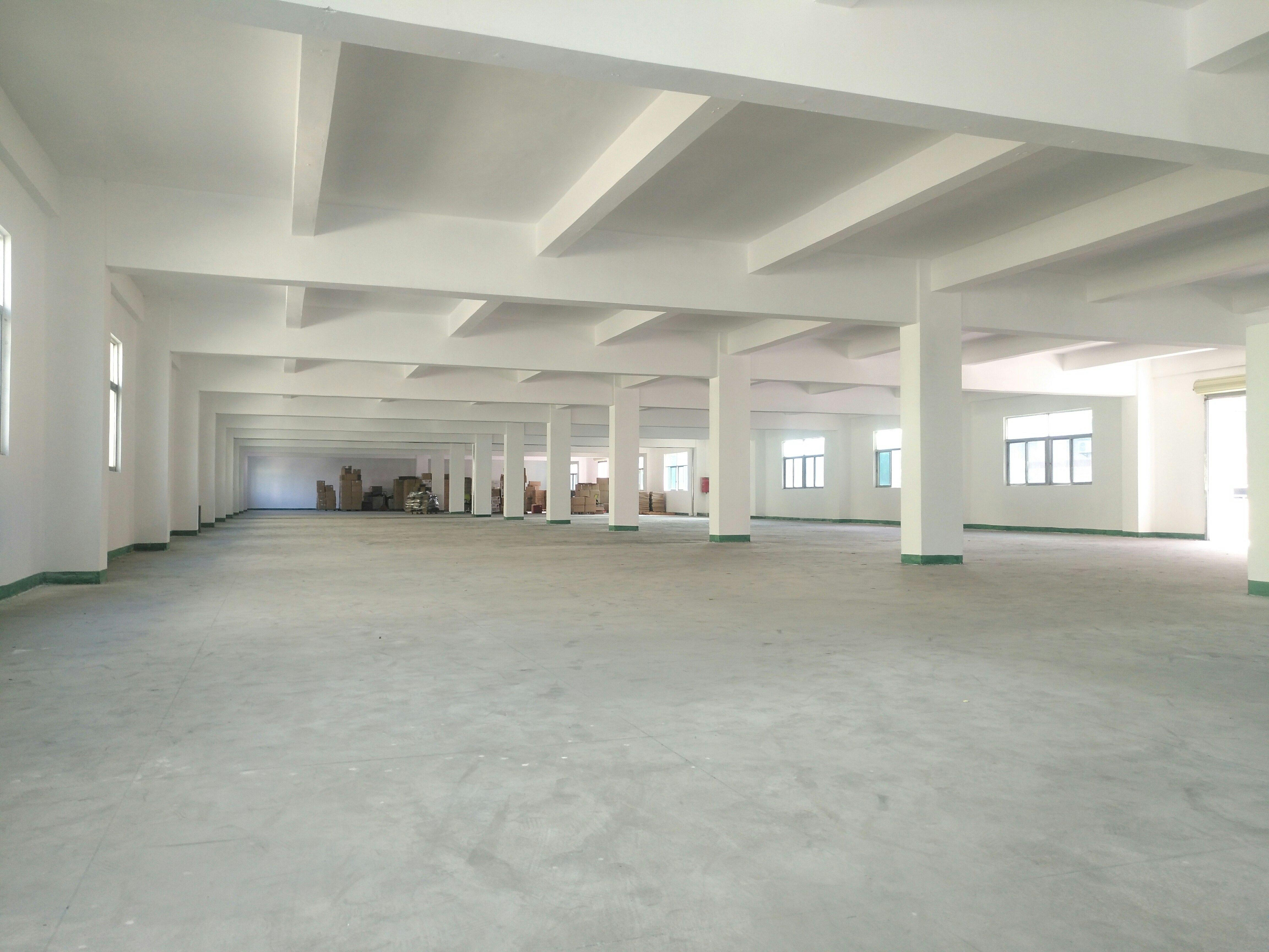 清溪镇全新标准厂房1至6层,每层4000平方分租-图4