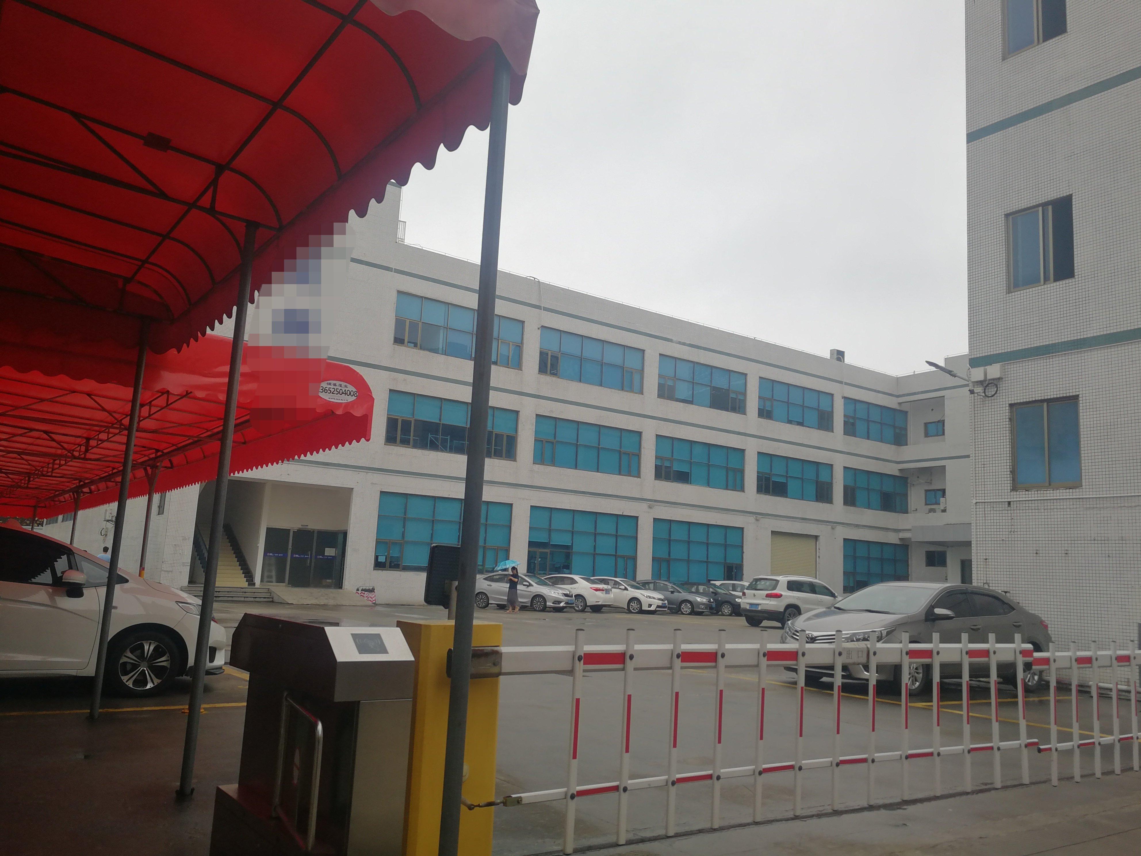 口罩客户福音来,东城楼上无尘车间1250平方,现成精装办公室