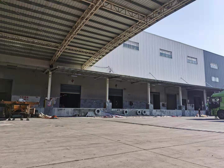 盐田港附近新出一楼5000平带卸货平台标准物流仓库