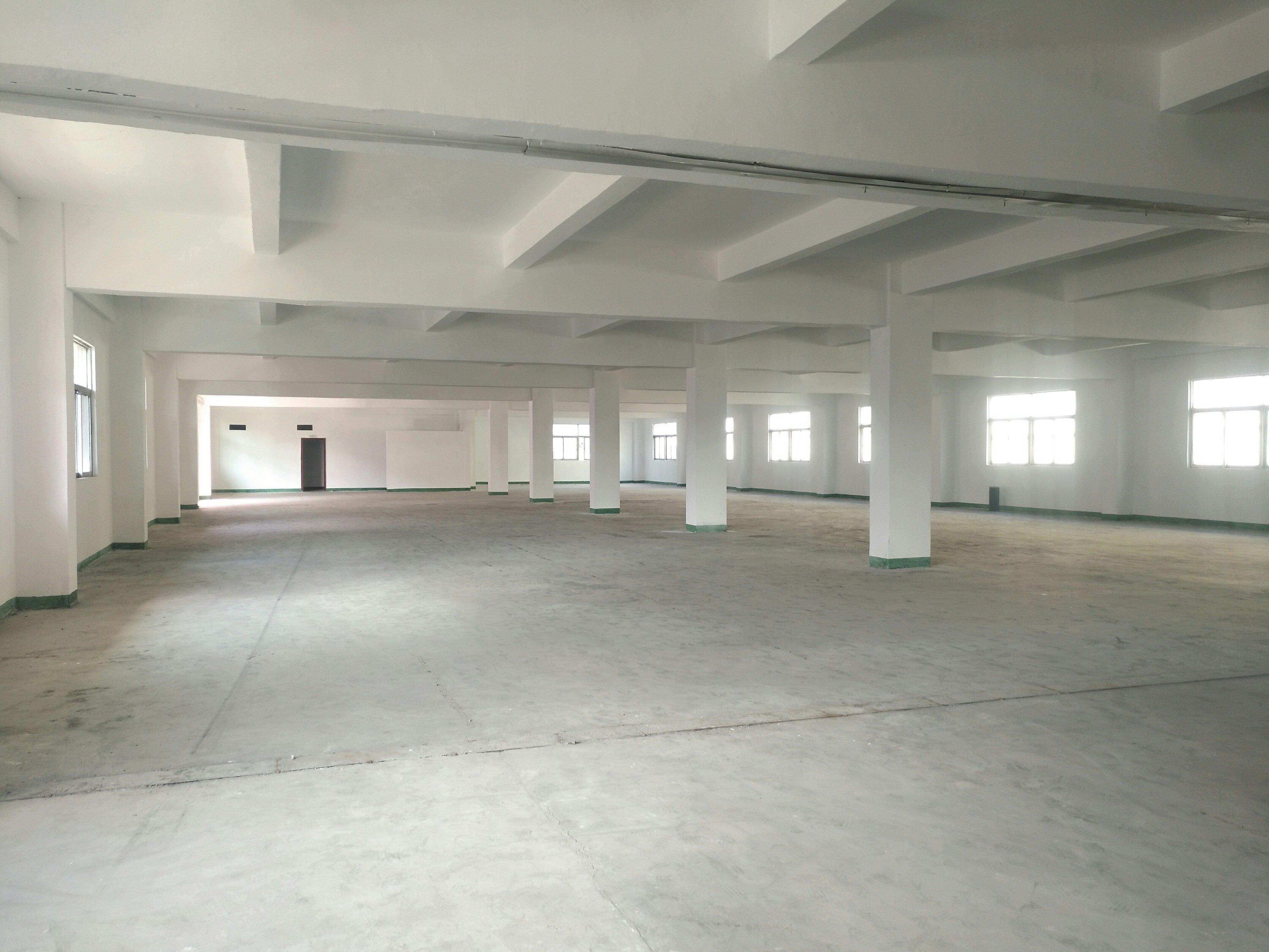 清溪镇全新标准厂房1至6层,每层4000平方分租-图2