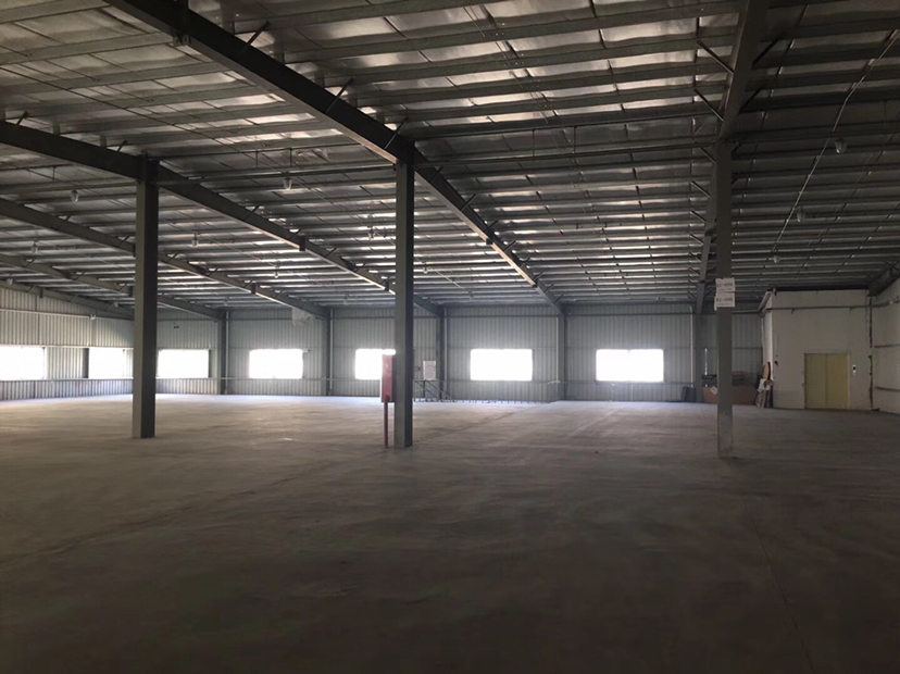 佛山单一层8000方钢结构独门独院证件齐全可做仓库物流等