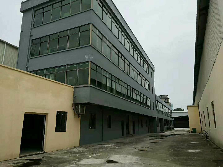 中堂镇江南村西区五环路附近新出独门独院标准厂房出售