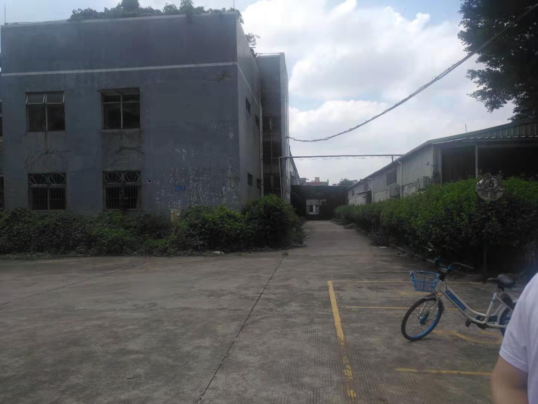 南城白马原房东标准单一层1700平方带办公室装修