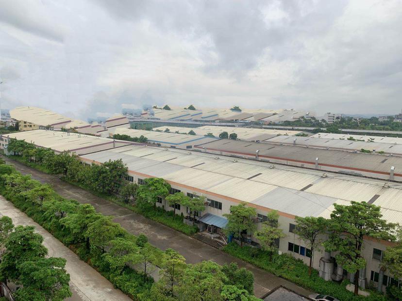 水口镇独院花园式钢结构厂房8000平方出租