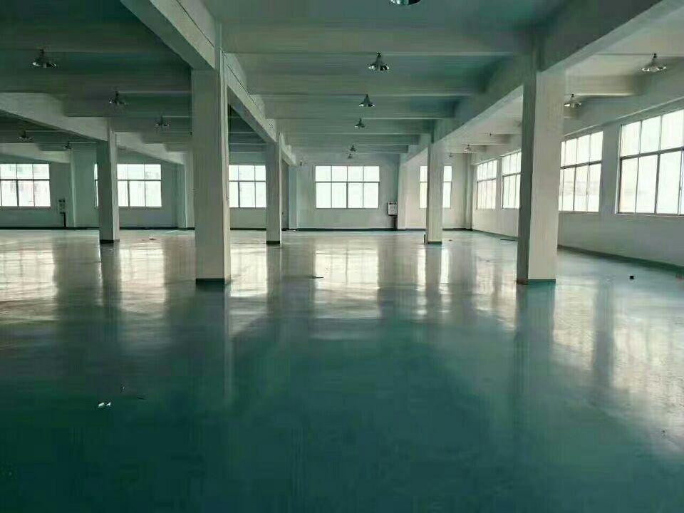 松岗沙浦围原房东独院1-3层3800平方厂房出租,没公摊-图5