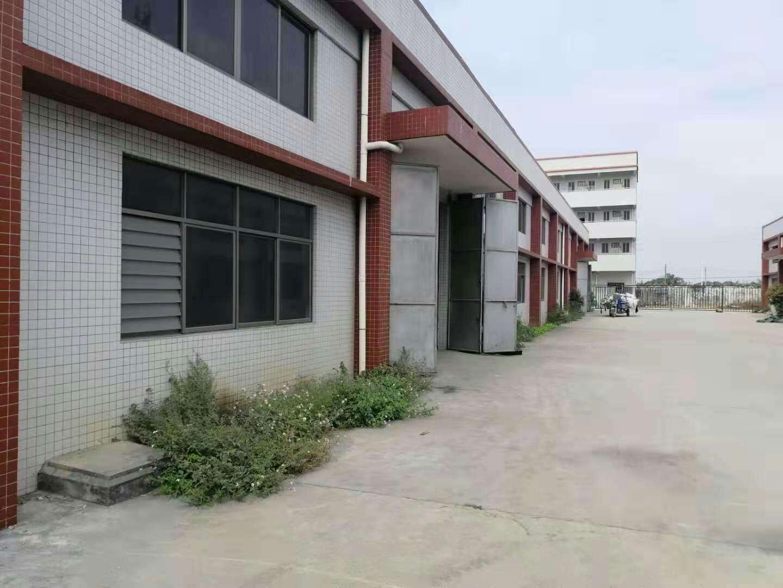 原房东独院带红本重工业厂房生活交通一体化