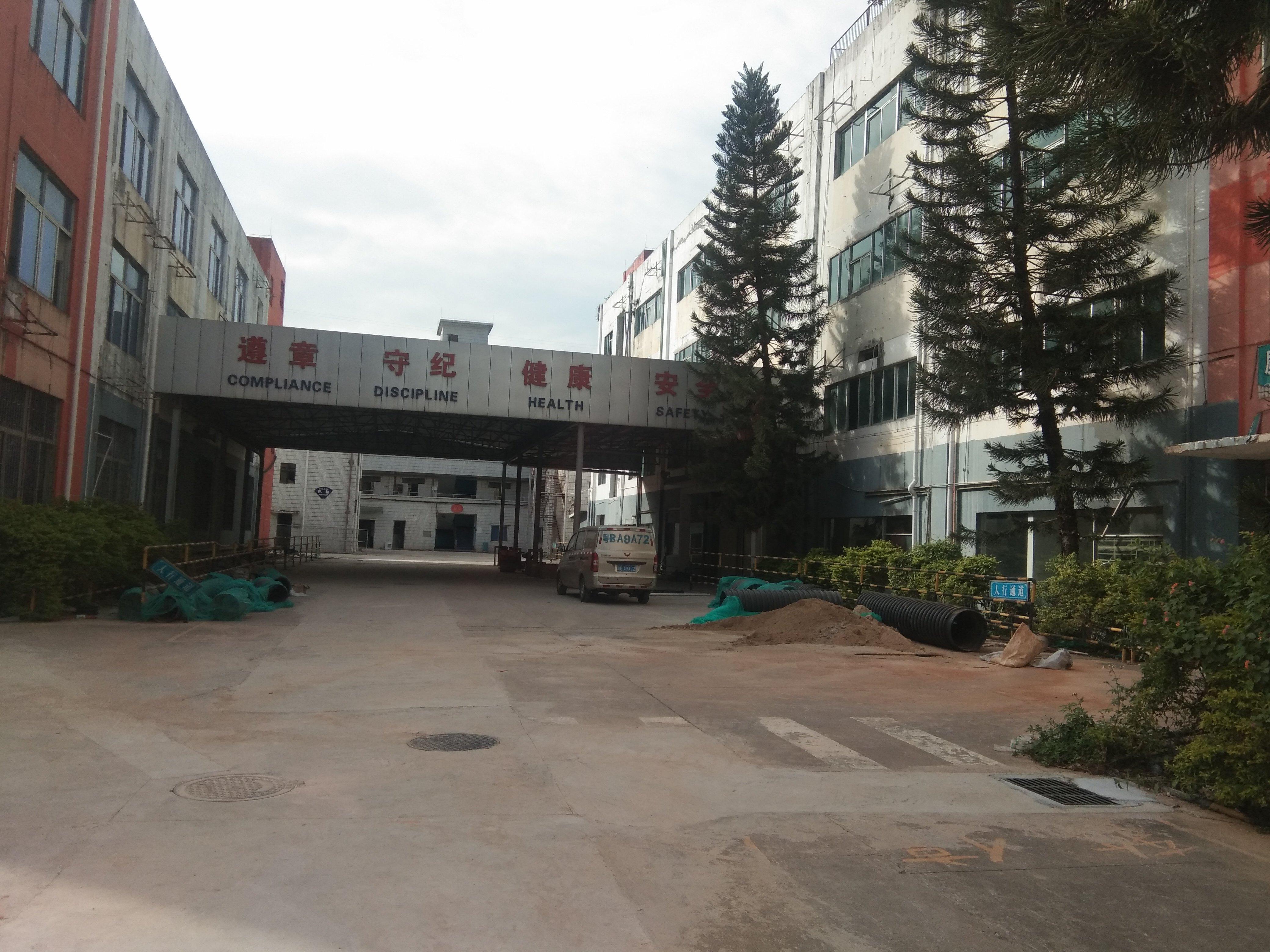 盐田沙头角楼上仓库生产大小面积可以分租