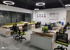 桃源居恒丰工业城720平带家私办公室出租超长免租期