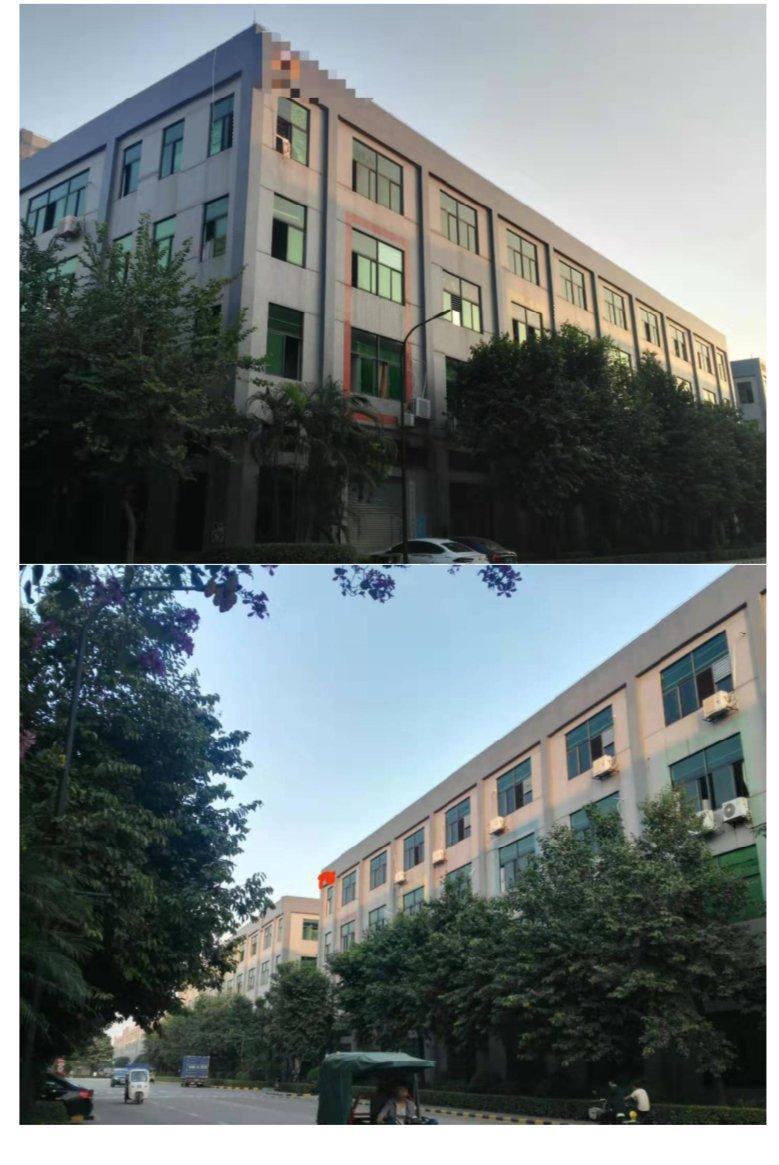 广州番禺区高速出口旁占地2000㎡建筑5420㎡厂房出售