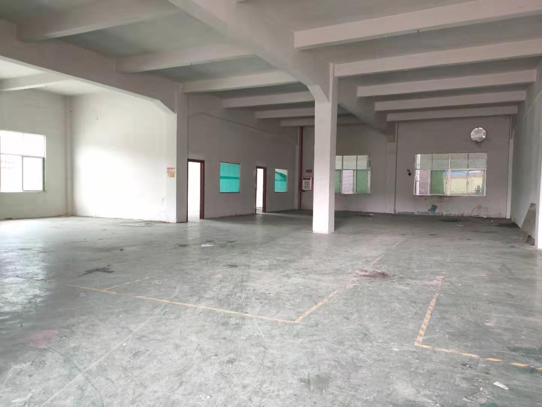 坪山碧岭新空出一楼400平方厂房招租,位置很好