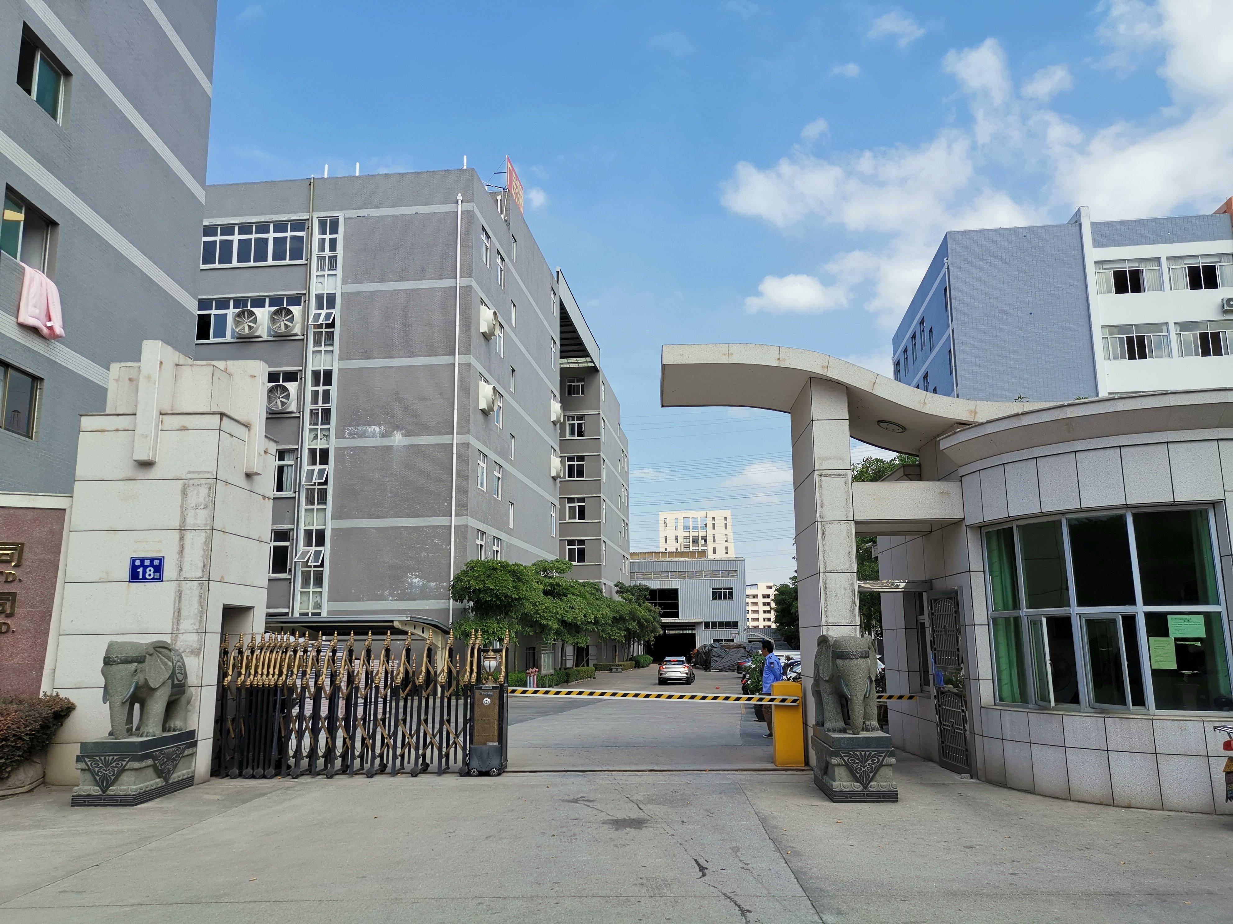 江门市带电镀牌照28741平米标准厂房空地超大出售