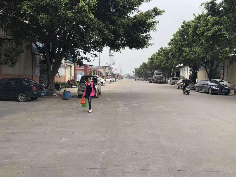 杏坛镇古朗工业区单一层仓库