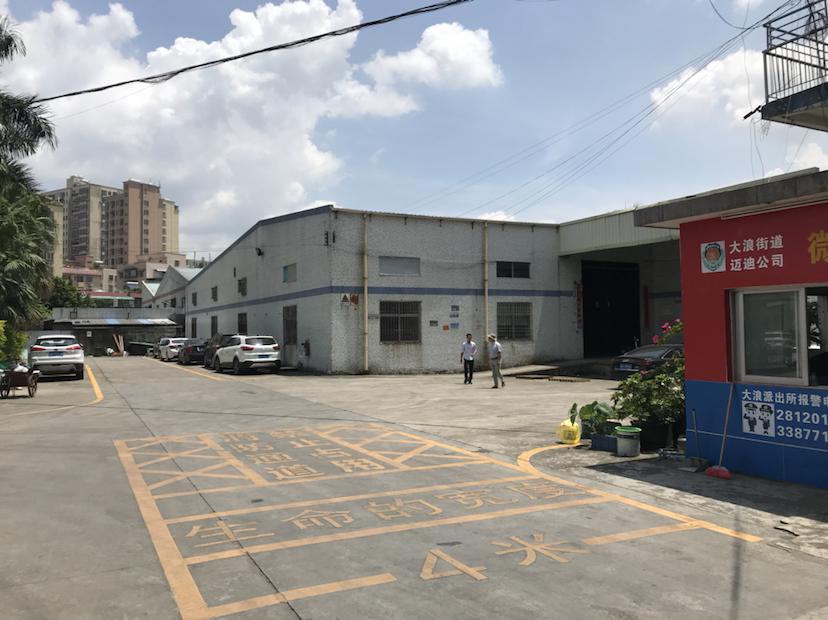 龙华大浪自有单一层厂房500平出租,适合仓库,物流等行业