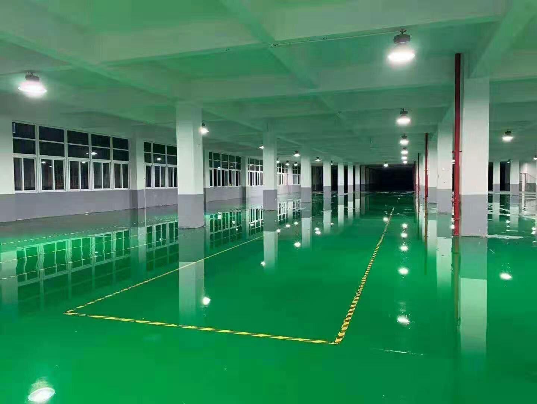 慧城区新出独门独院标准厂房。现场无尘车间。