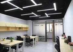 荔湾西朗鹤洞双地铁上盖精装小户型办公室10~150平方带家私