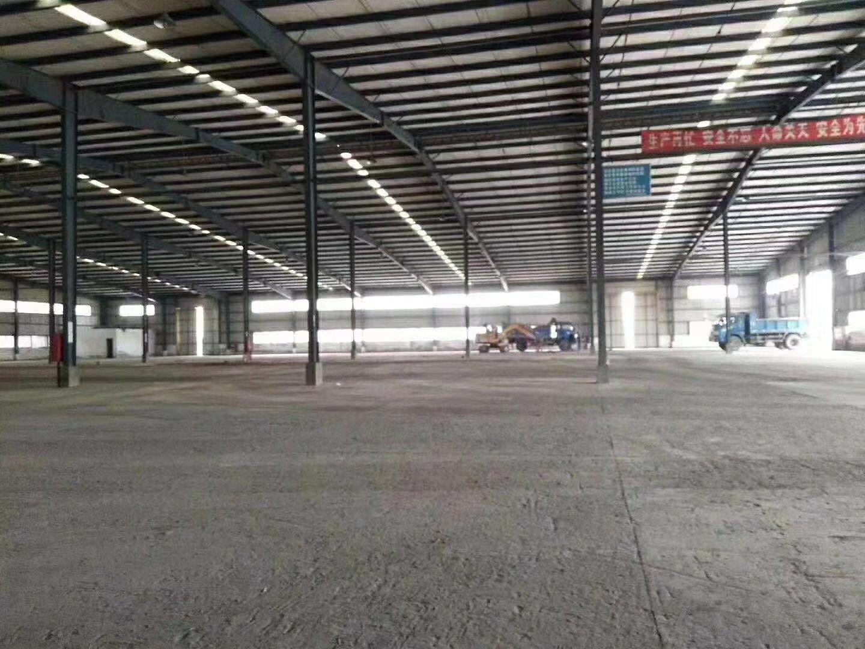 湖北襄阳新出楼上带装修厂房出租1680平米,可以分租-图3