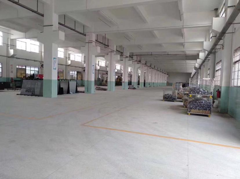 清溪镇夏坭新空6米高一楼厂房3000平方出租