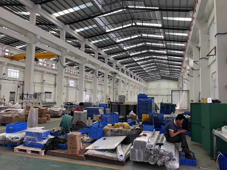 中山重工业单一层厂房