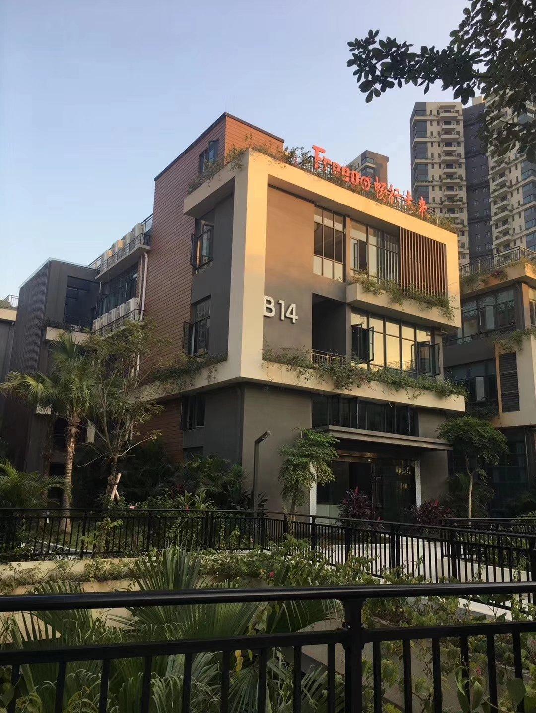 深圳市全新小独院厂房出售