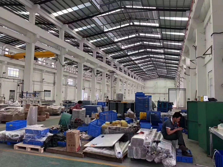 龙岗宝龙工业区独院钢构厂房出租6800平米(可以分租)