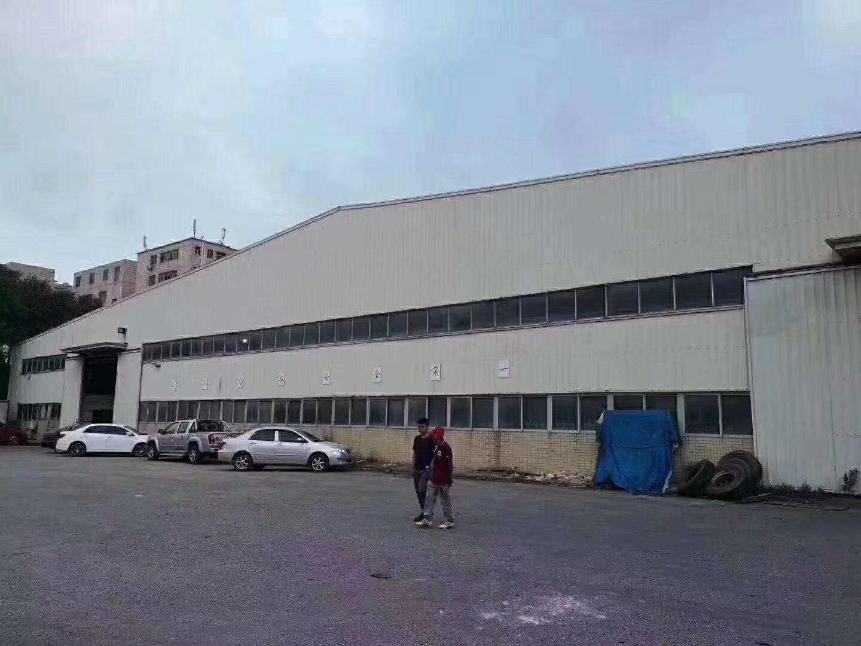 湖北襄阳新出楼上带装修厂房出租1680平米,可以分租
