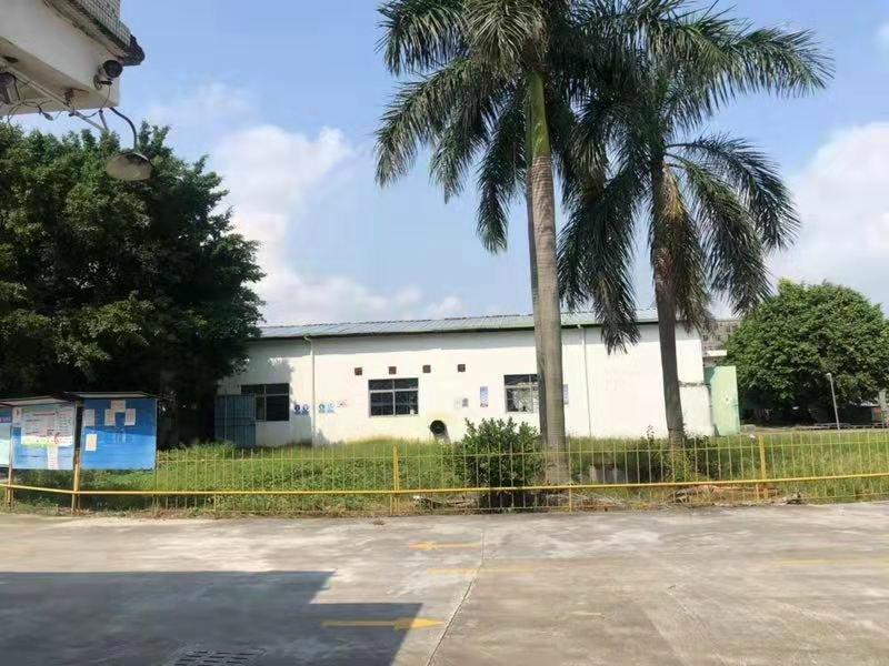 惠州博罗县龙华镇独门独院钢构厂房2100平方